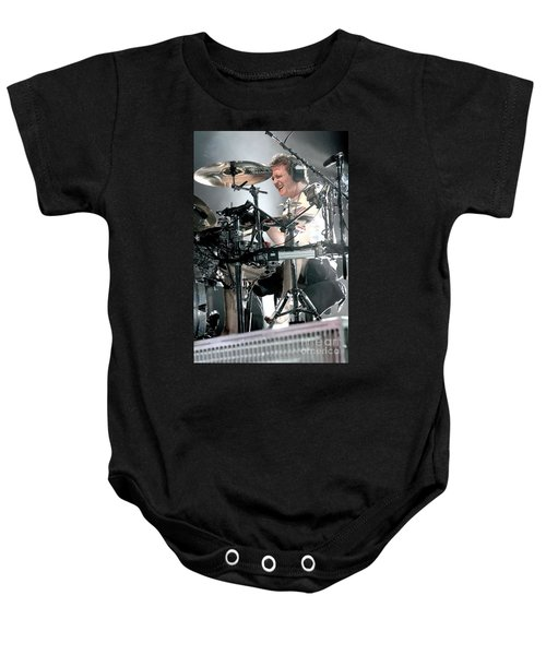 Def Leppard Baby Onesie by Concert Photos