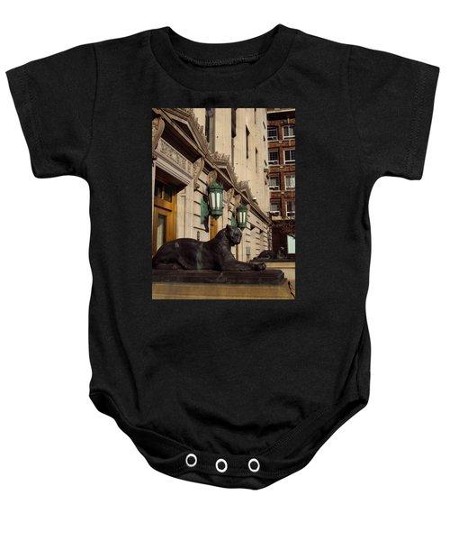 Denver Architecture 2 Baby Onesie