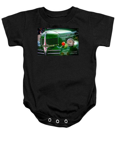 Dodge Truck Baby Onesie