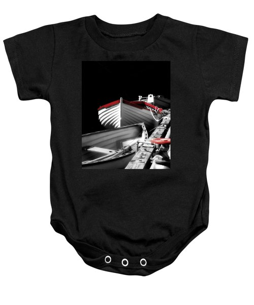 Done For The Day Baby Onesie