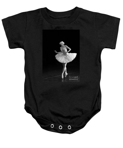Dying Swan 3. Baby Onesie