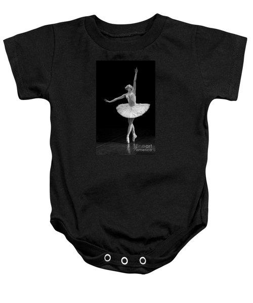 Dying Swan 9. Baby Onesie