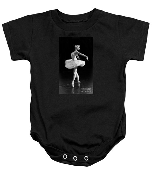 Dying Swan I. Baby Onesie