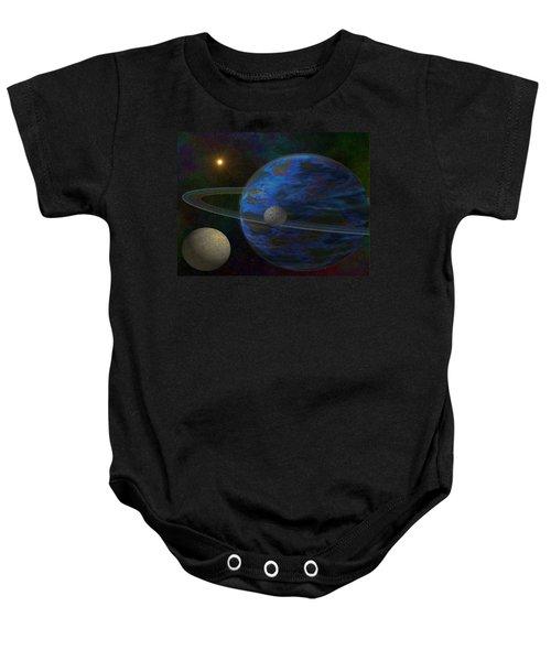 Earth-like Baby Onesie