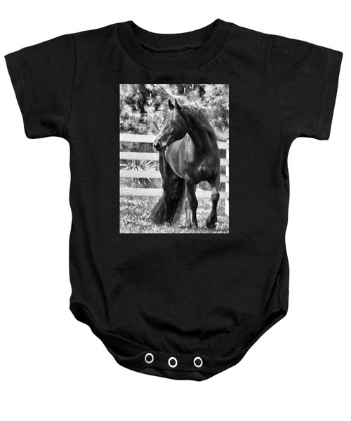 Ebony Beauty Baby Onesie