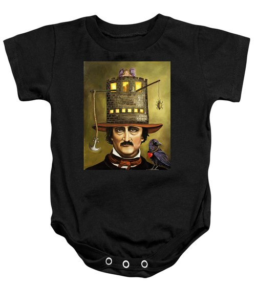 Edgar Allan Poe Baby Onesie