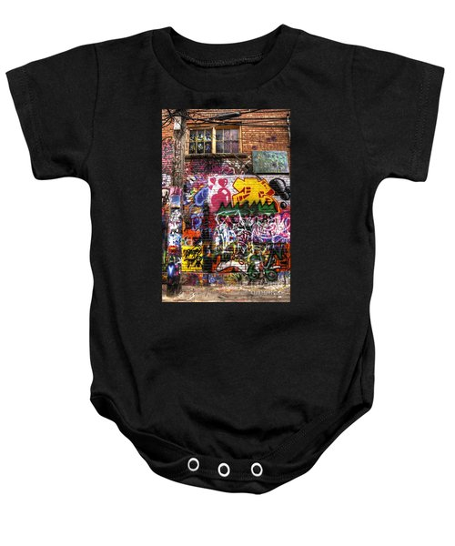 Electric Feel Baby Onesie