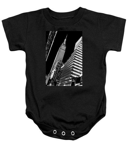 Empire Perspective Baby Onesie