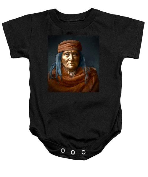 Eskadi - Apache Baby Onesie