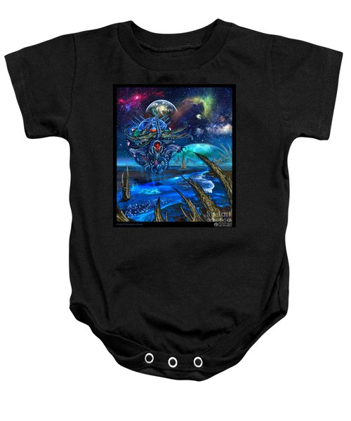 Evolutionary Space Baby Onesie