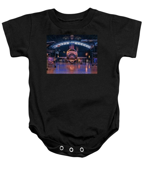 Face Of Discovery Baby Onesie