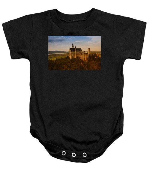 Fairy Tale Castle Baby Onesie