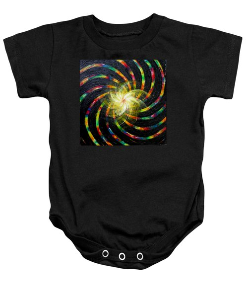 First Day Of Creation Baby Onesie