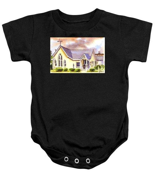 First Presbyterian Church Ironton Missouri Baby Onesie