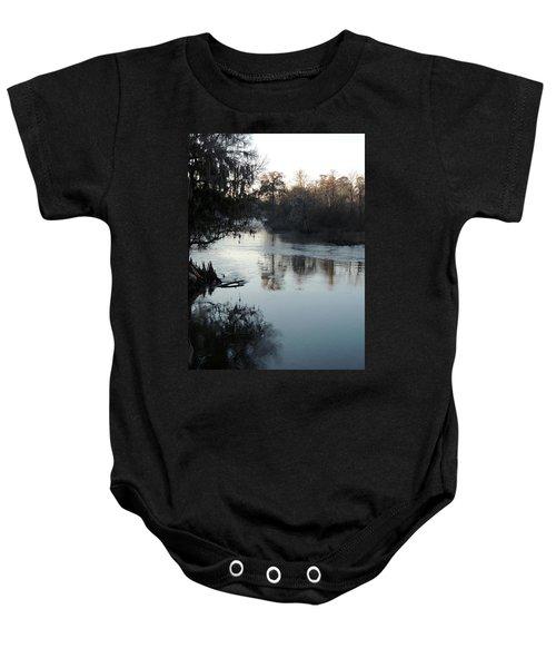 Flint River 20 Baby Onesie