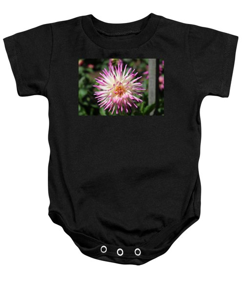 Floral Beauty 3  Baby Onesie