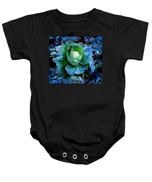 Flower Baby Onesie by Julian Cook