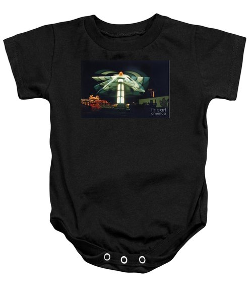 Flying  Bob Baby Onesie