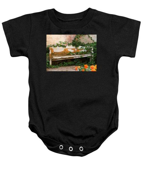The Forgotten Garden Baby Onesie