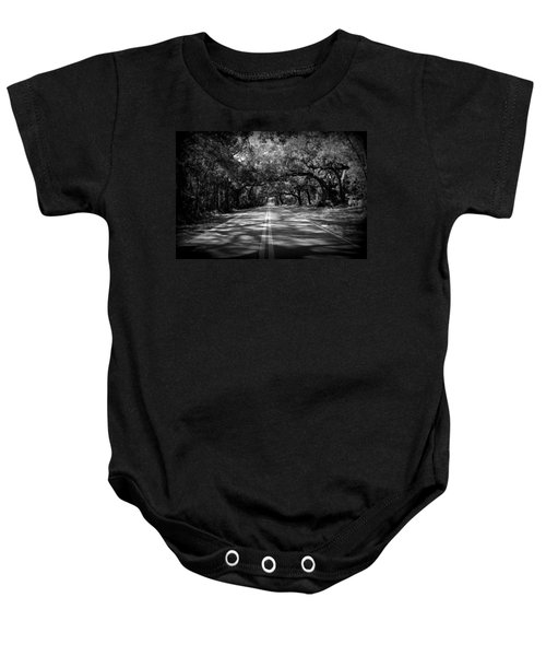 Fort Dade Ave Baby Onesie