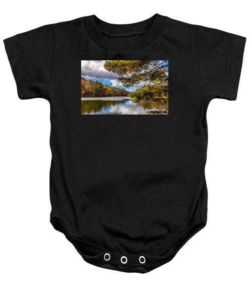 Fort Mountain State Park Baby Onesie