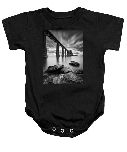 Forth Bridge Baby Onesie