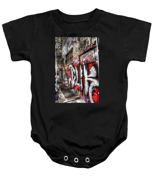 Freestyle Walking Baby Onesie