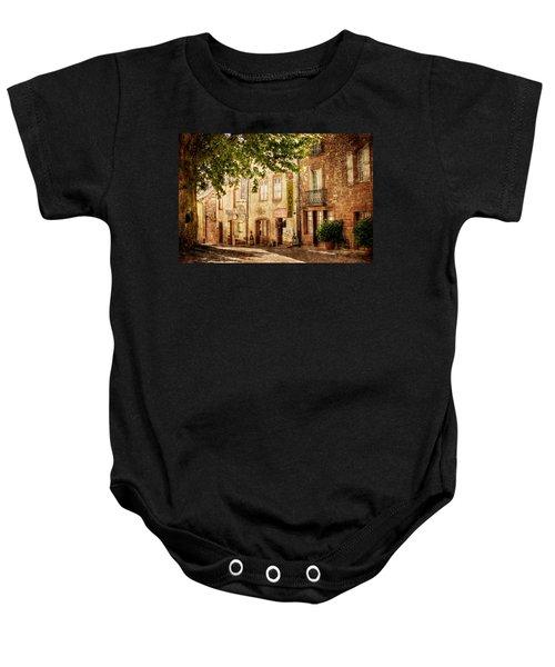French Village Street / Meyssac Baby Onesie