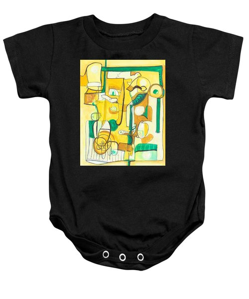From Within 10 Baby Onesie