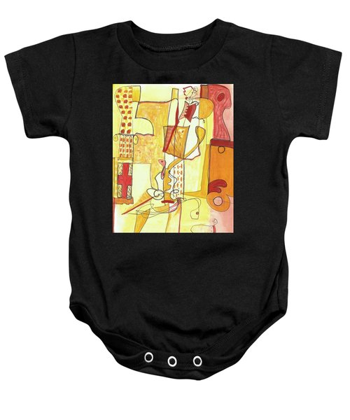 From Within 3 Baby Onesie