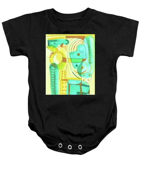 From Within 4 Baby Onesie