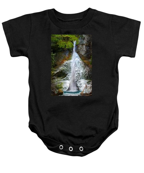 Frozen Marymere Falls Baby Onesie