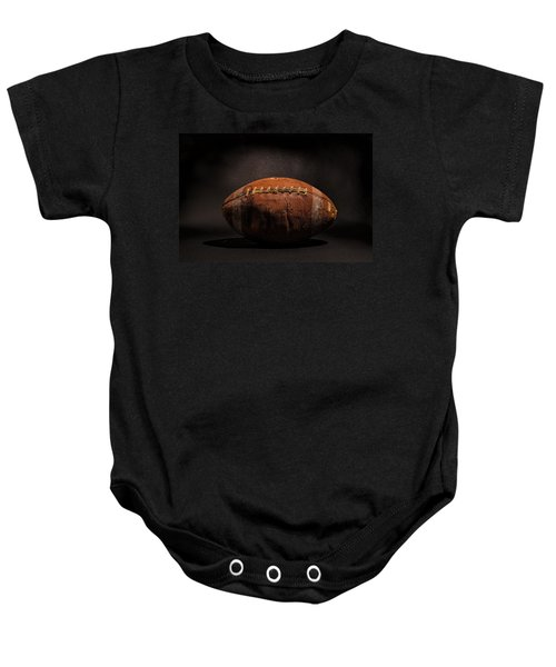 Game Ball Baby Onesie