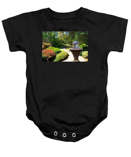 Garden Of Wishes Baby Onesie