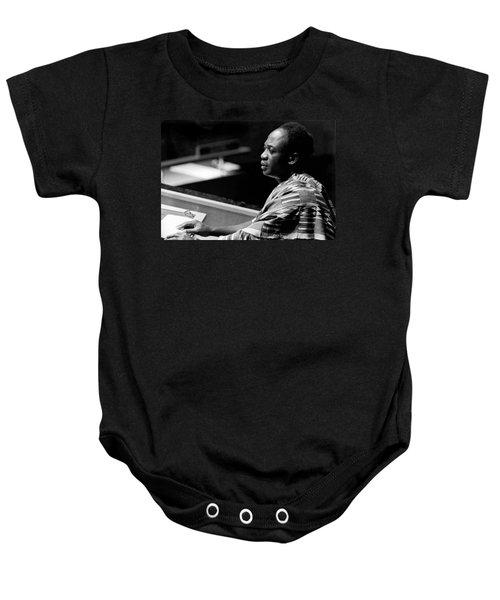 Ghana President Kwame Nkrumah Baby Onesie