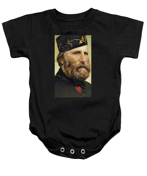 Giuseppe Garibaldi Baby Onesie