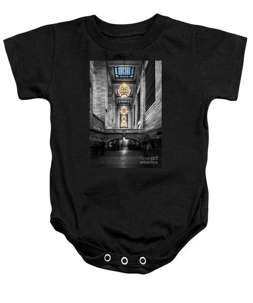 Grand Central Station IIi Ck Baby Onesie