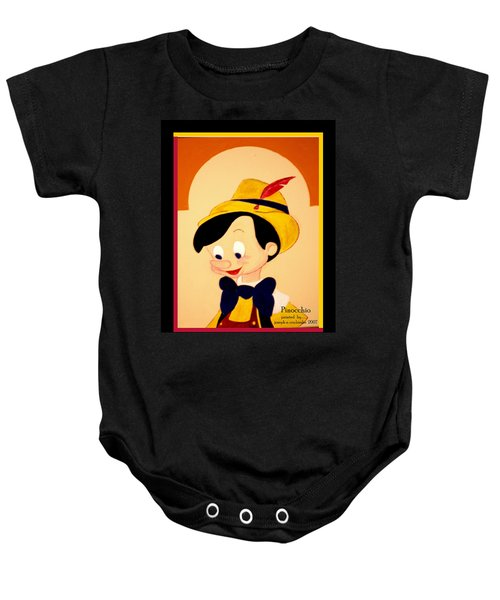 Grant My Wish - Please Baby Onesie