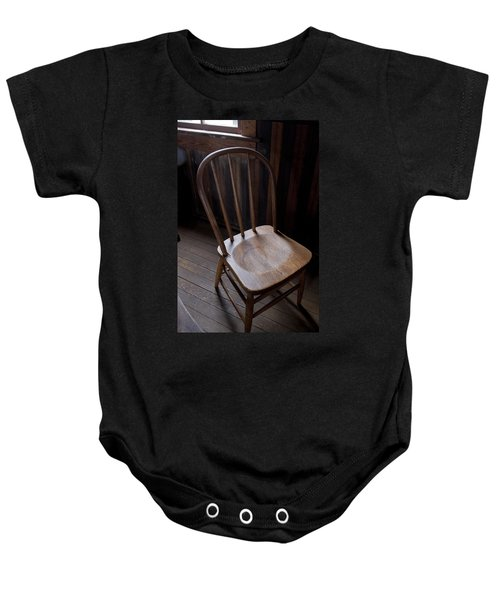 Great Old Chair Baby Onesie