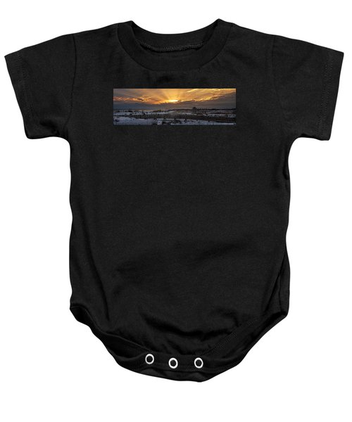 Gulf Shores From Pavilion Baby Onesie