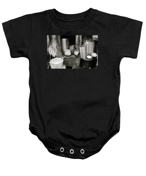 Hanoi Old City Baby Onesie