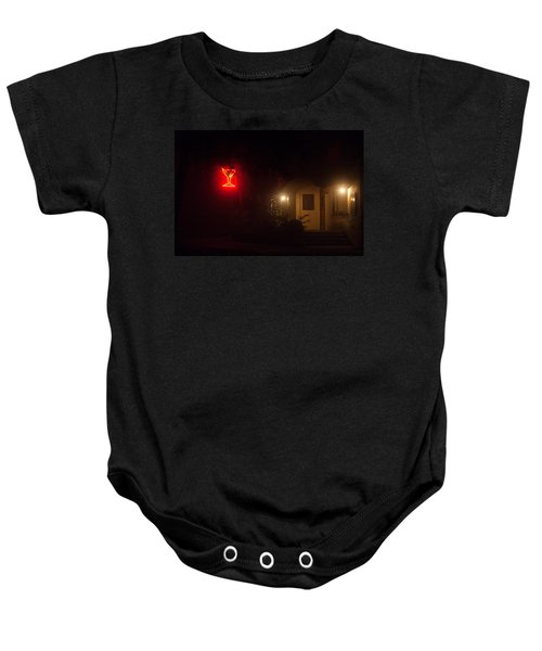 Hansel And Gretel Are All Grown Up Now Baby Onesie by Alex Lapidus