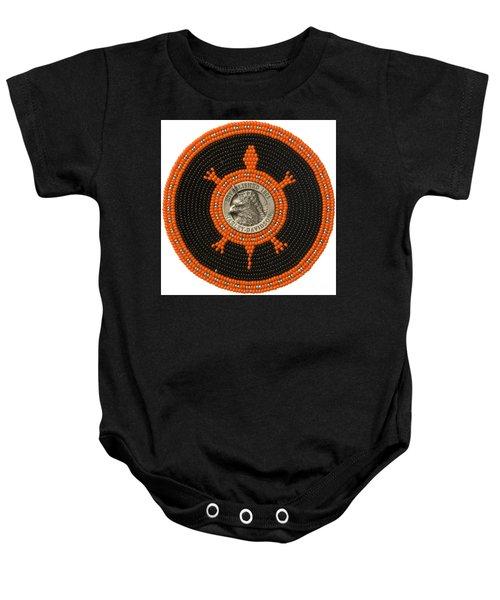 Harley Davidson Ill Baby Onesie