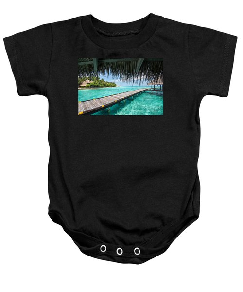 Heavenly View Baby Onesie
