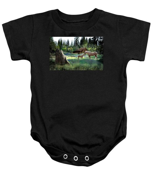 Home Sweet Home Baby Onesie