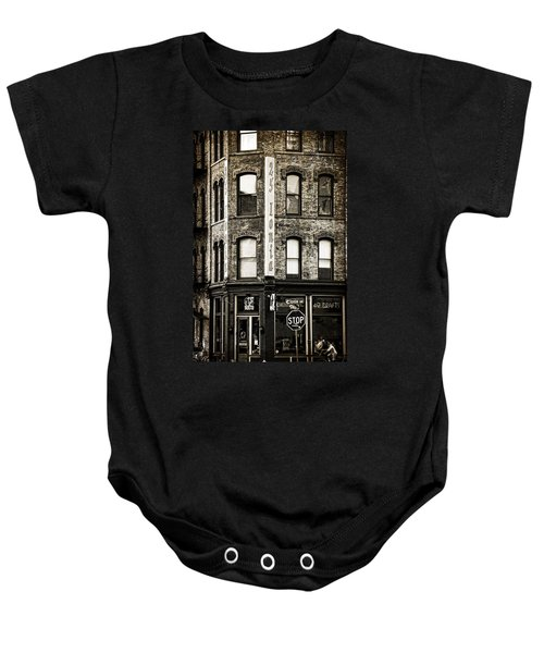 Hopcat Grand Rapids Michigan Baby Onesie