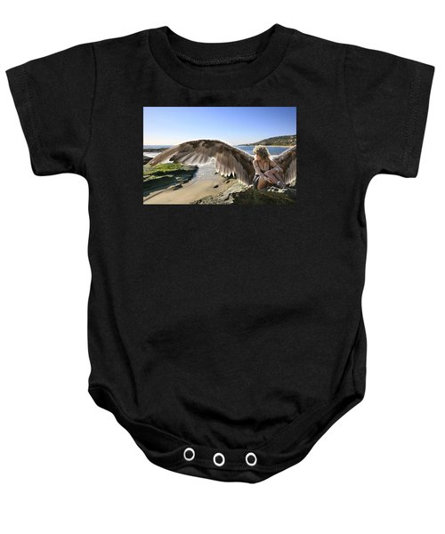 I'm A Witness To Your Life Baby Onesie