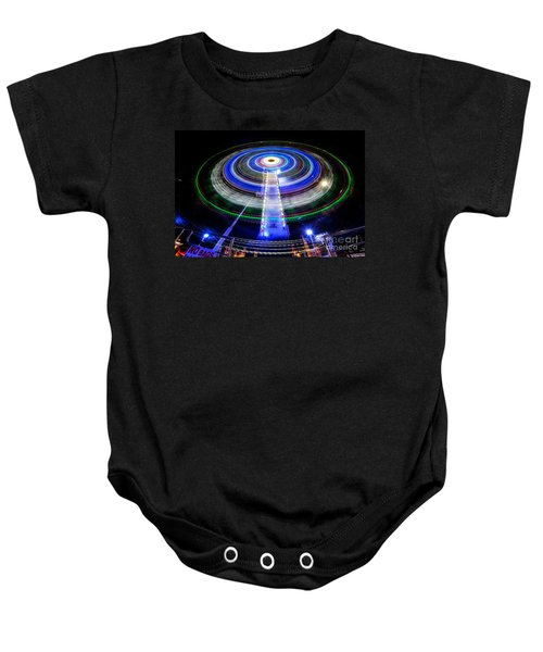 In A Spin Baby Onesie