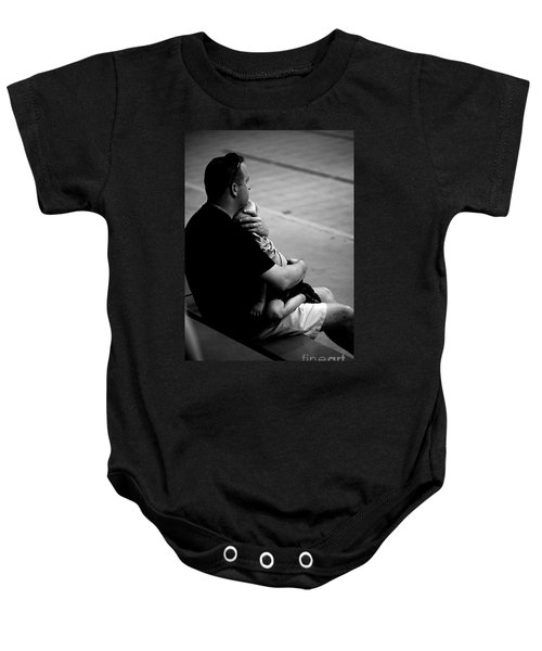 In Daddy's Arms Baby Onesie