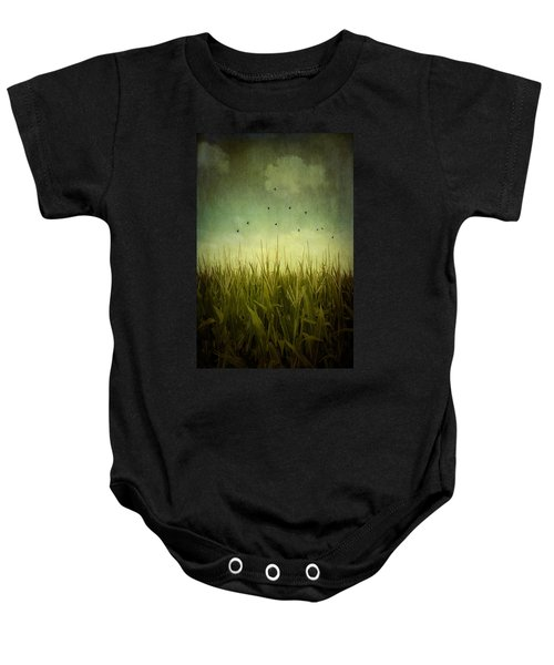 In The Field Baby Onesie